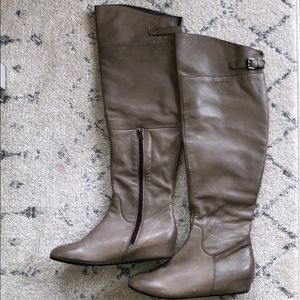 Aldo knee high boots size 7.5